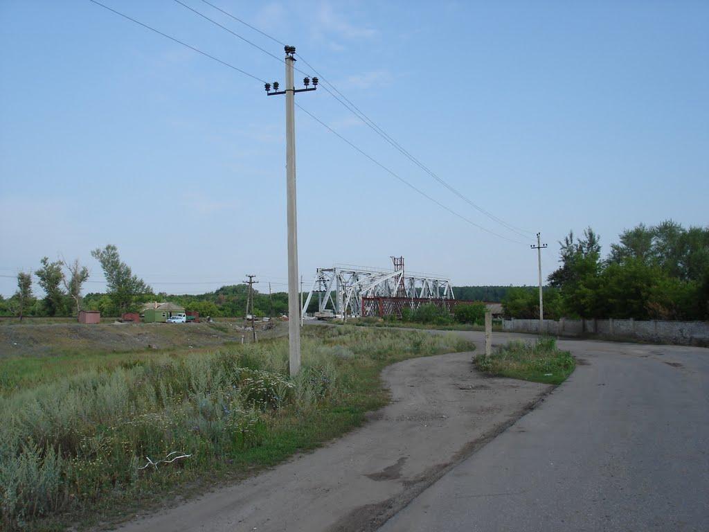 Железный мост, Новоаннинский