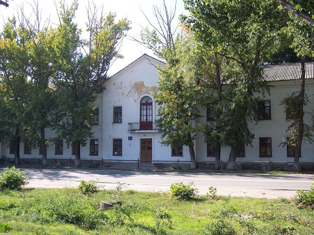 Школа №5, Фролово
