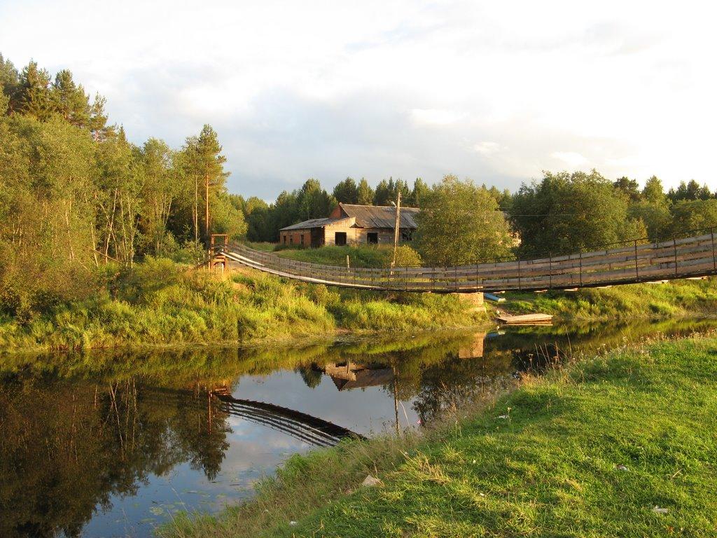 Bridge, Сямжа