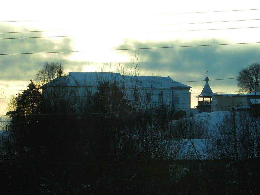 Сямженский храм., Сямжа