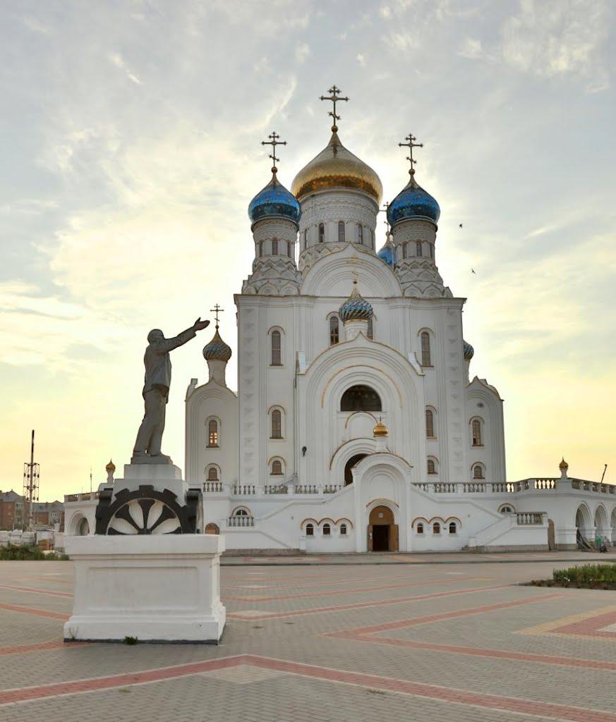 Собор Владимирской иконы Божией Матери, Лиски