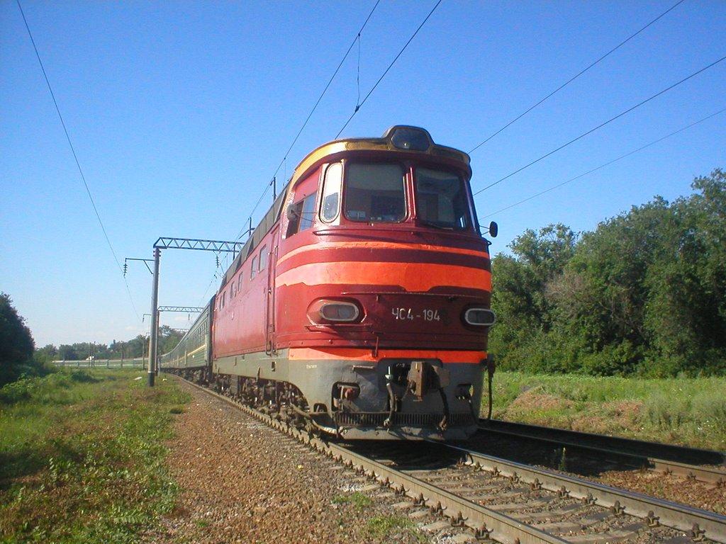 Перегон Давыдовка-Бодеево, Юго-Восточная ж.д., 2003 год, Давыдовка