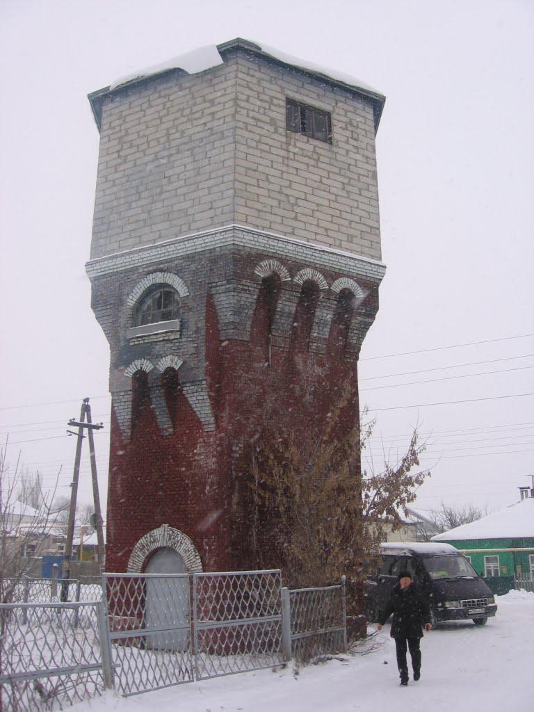 Водонапорная башня, Давыдовка