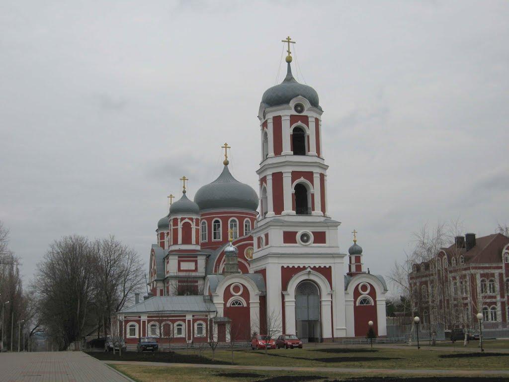 Новохоперск - Собор Воскресения Христова, Новохоперск