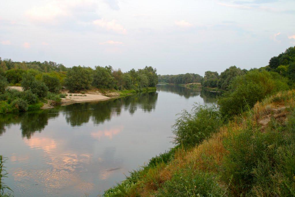 река Хопер, Новохоперск