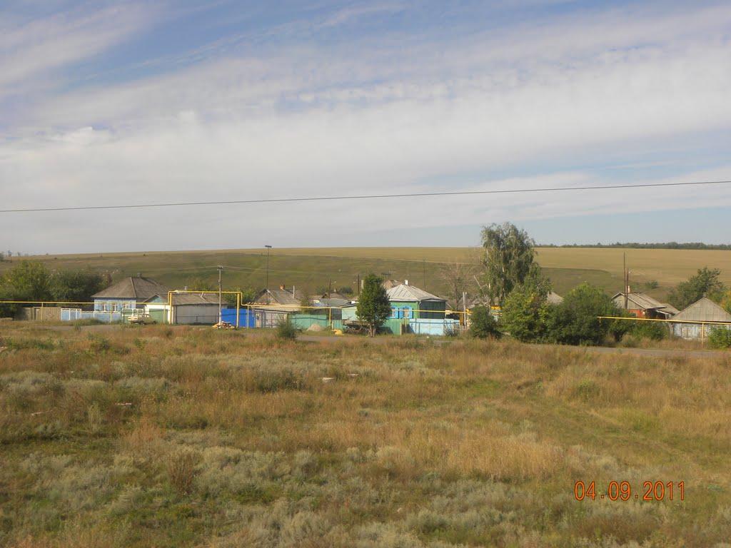 деревня у дороги, Подгоренский