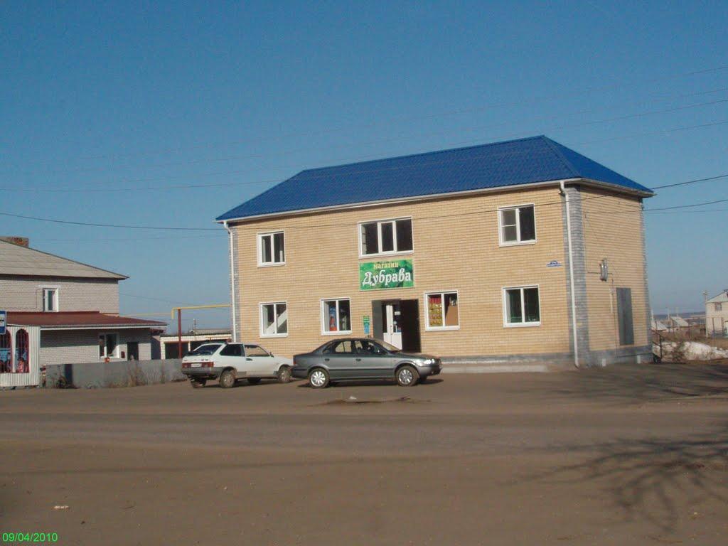 Магазин Дубрава, Вад