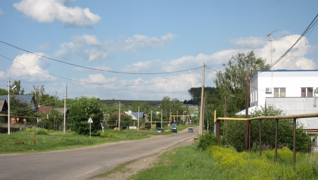 embankments street, Вад
