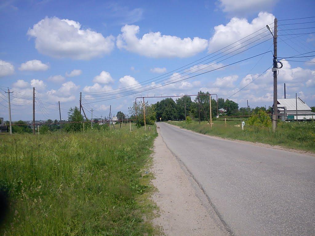 Дорога на Долотково, Ворсма