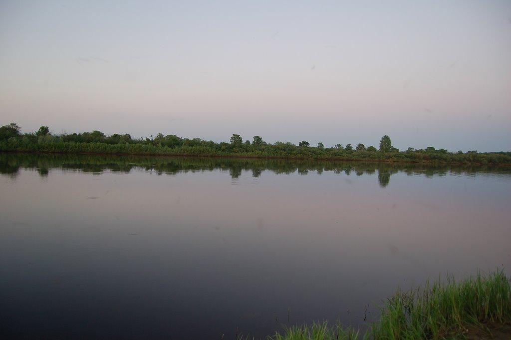 up the river, Воскресенское