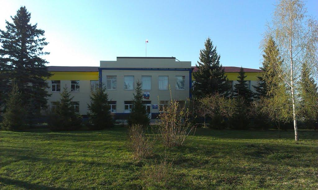 Администрация Гагинского района (Дом Советов), Гагино