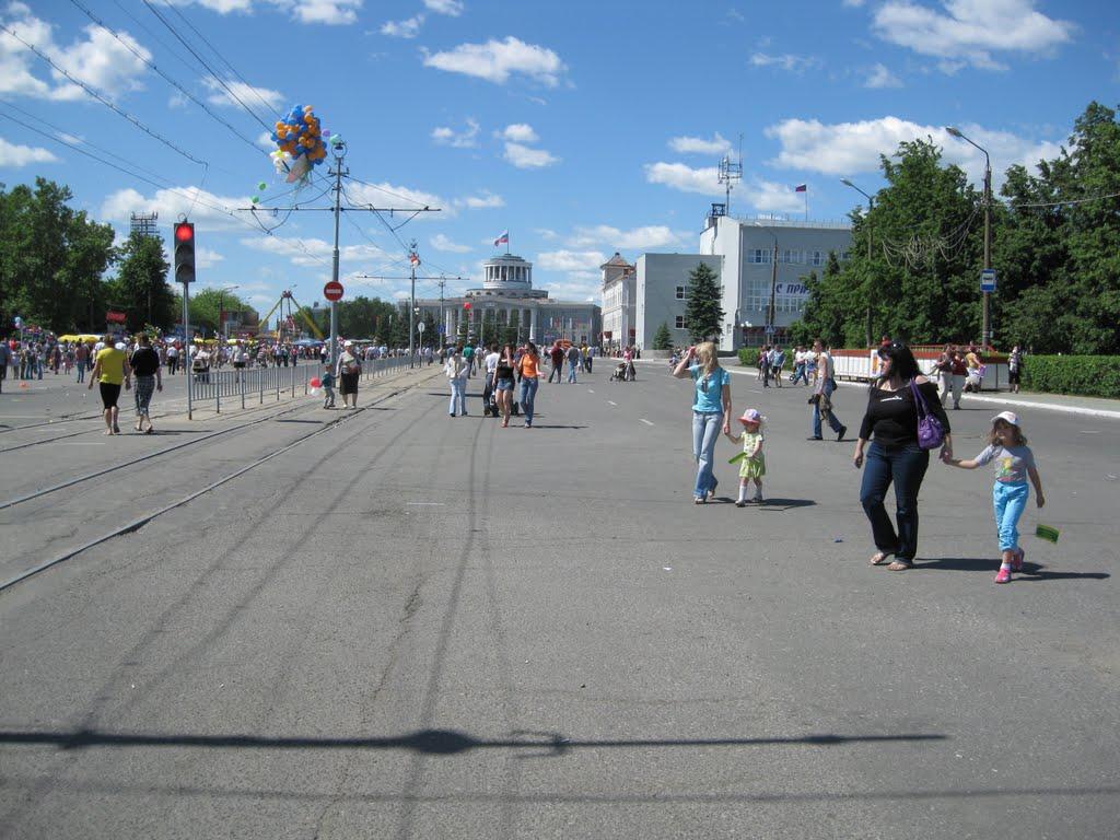 День города. Дзержинск., Дзержинск