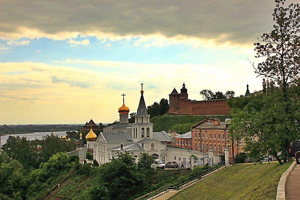 Храм Ильи Пророка, Нижний Новгород