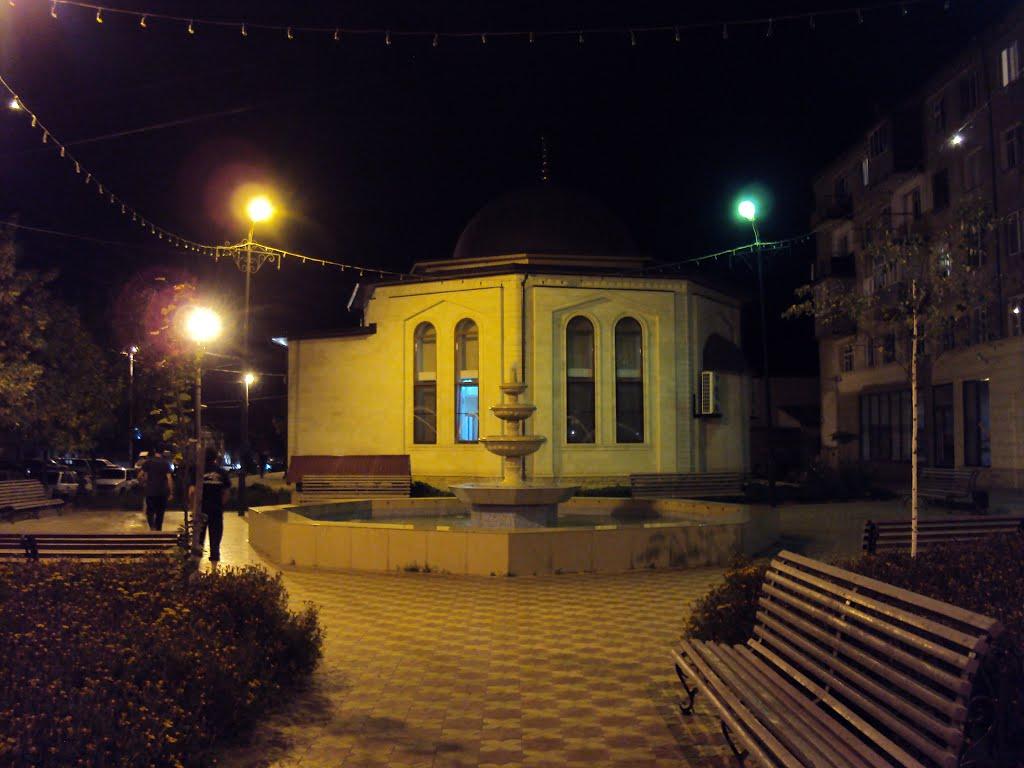 Салафитская мечеть в Буйнакске / مسجد السلفية في بويناكسك بداغستان, Буйнакск