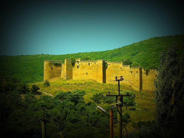 Дербентская крепость / Fortress of Derbent, Дербент