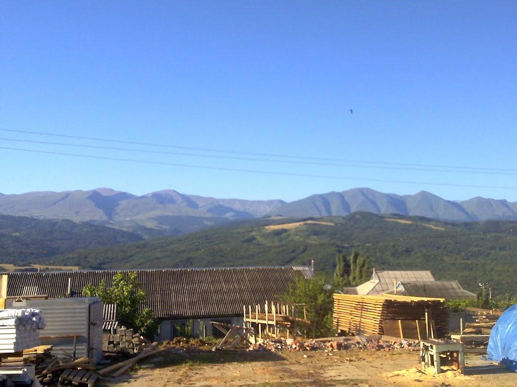 горы, Дылым