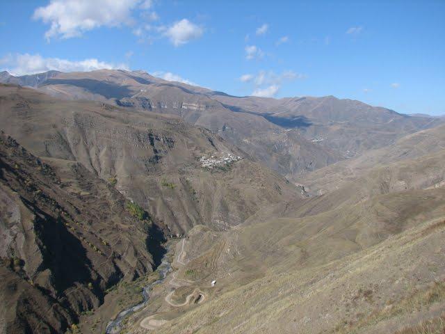 Вид из Багинуба, Цуриб