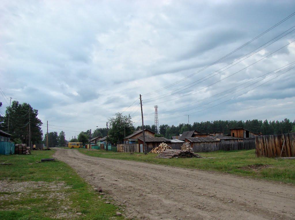 Улица Новая, Атагай