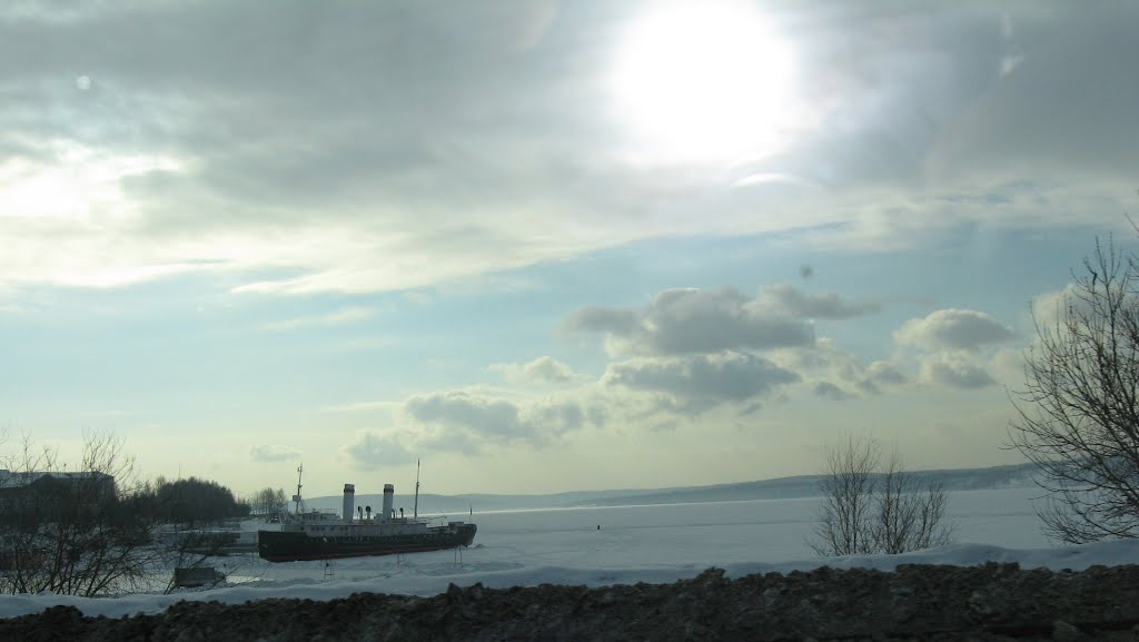 Baikal picture, Байкал