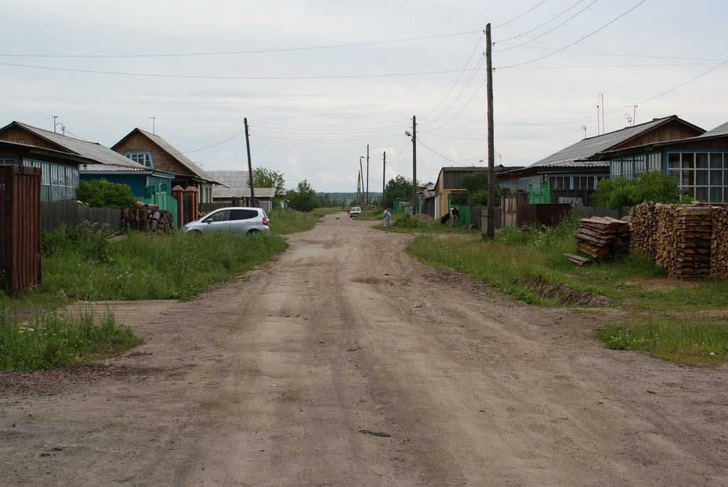 3 Molodezhnaya Street, Бирюсинск