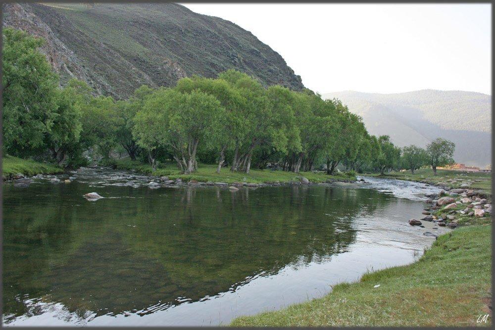 River, Еланцы