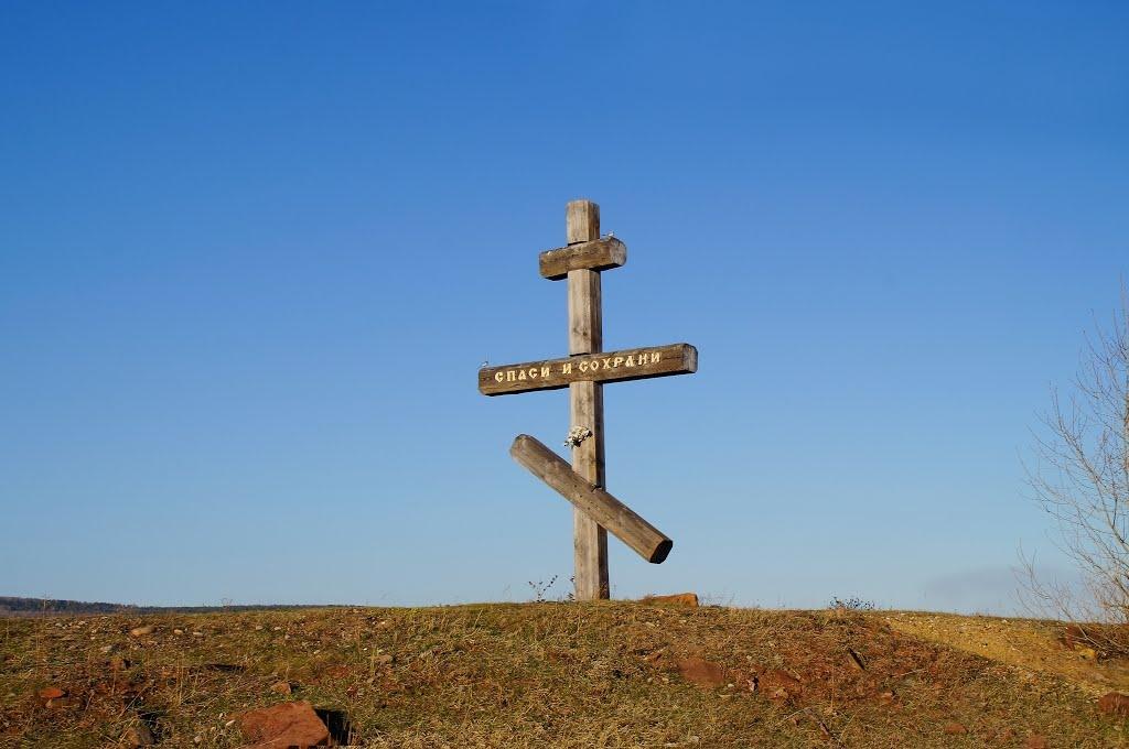 поклонный крест в Качуге, Качуг