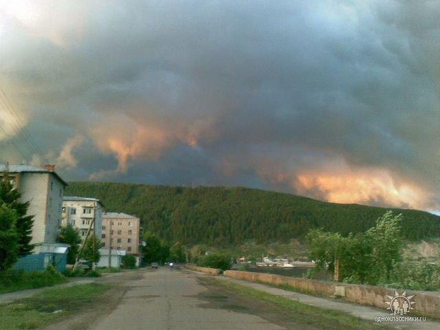 Набережная, Киренск