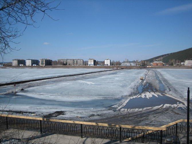 Киренск (2009 весна), Киренск