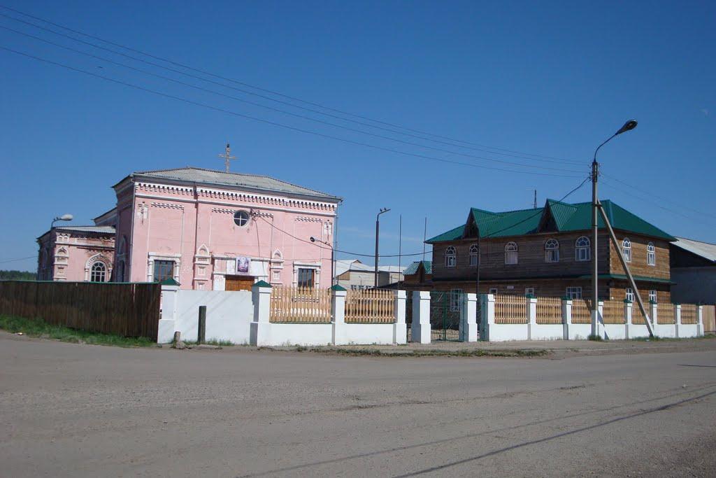 Храм Иоанна Предтечи. Июнь 2010 г., Кутулик