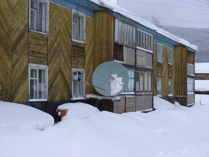 зима 2007, Мама