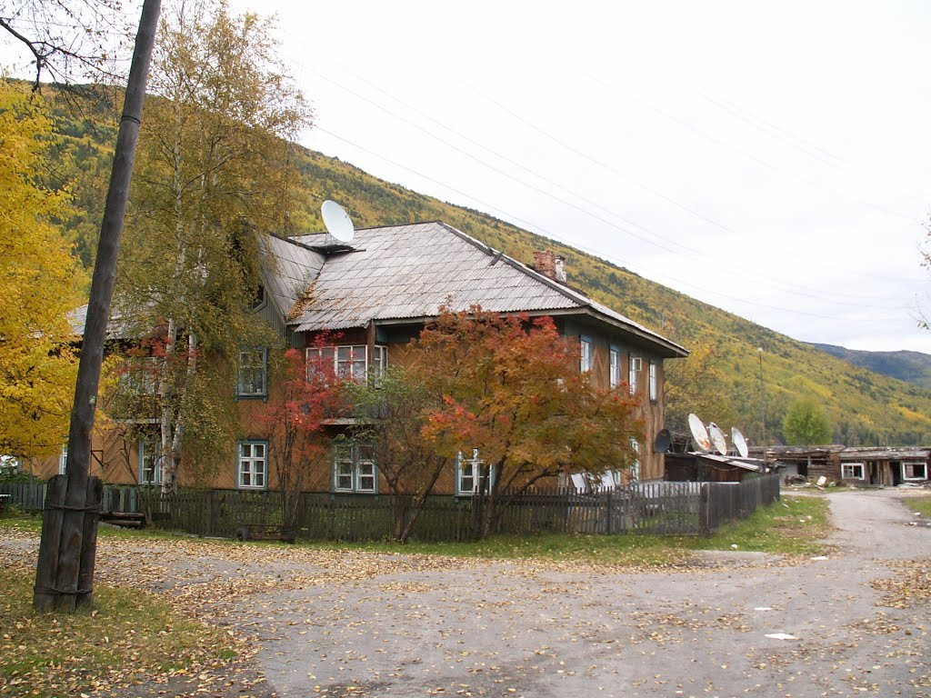 Last home on Sovetskaya street, Мама