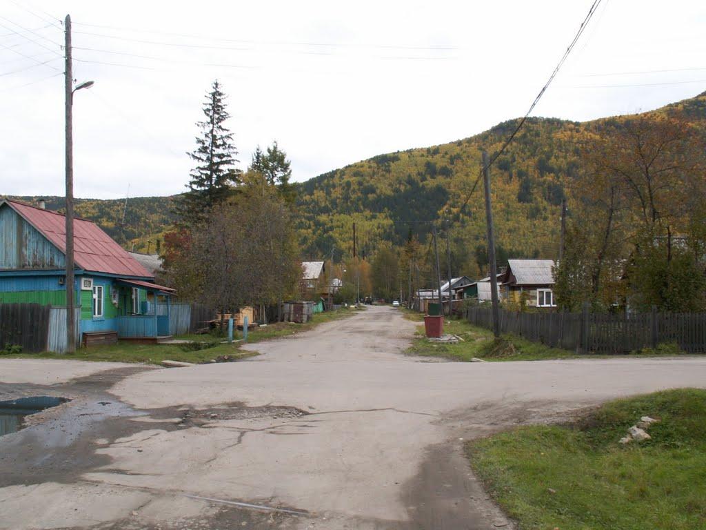 Communication street :) (Svyazi), Мама
