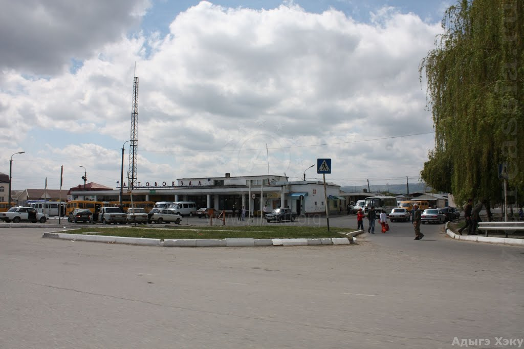 Баксан. Автовокзал, Баксан