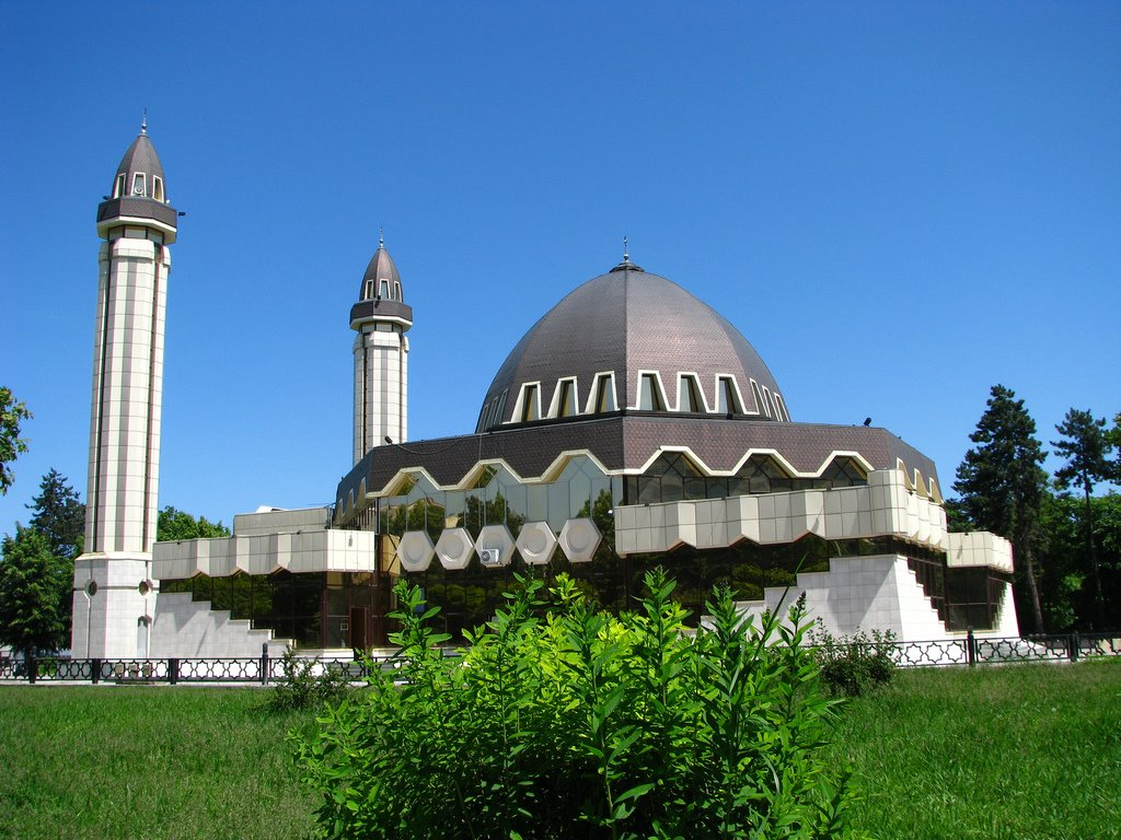 Мечеть, Нальчик