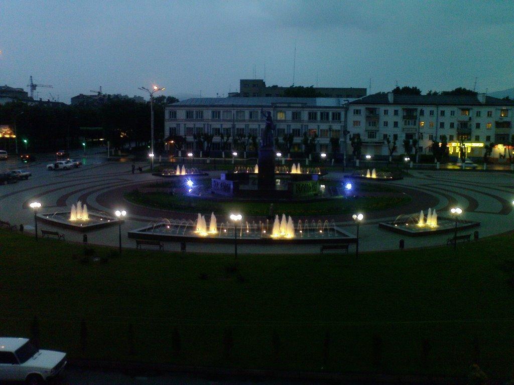 Maria Square, Нальчик