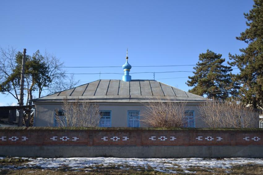 Нарткала. Церковь Николая Чудотворца, Нарткала