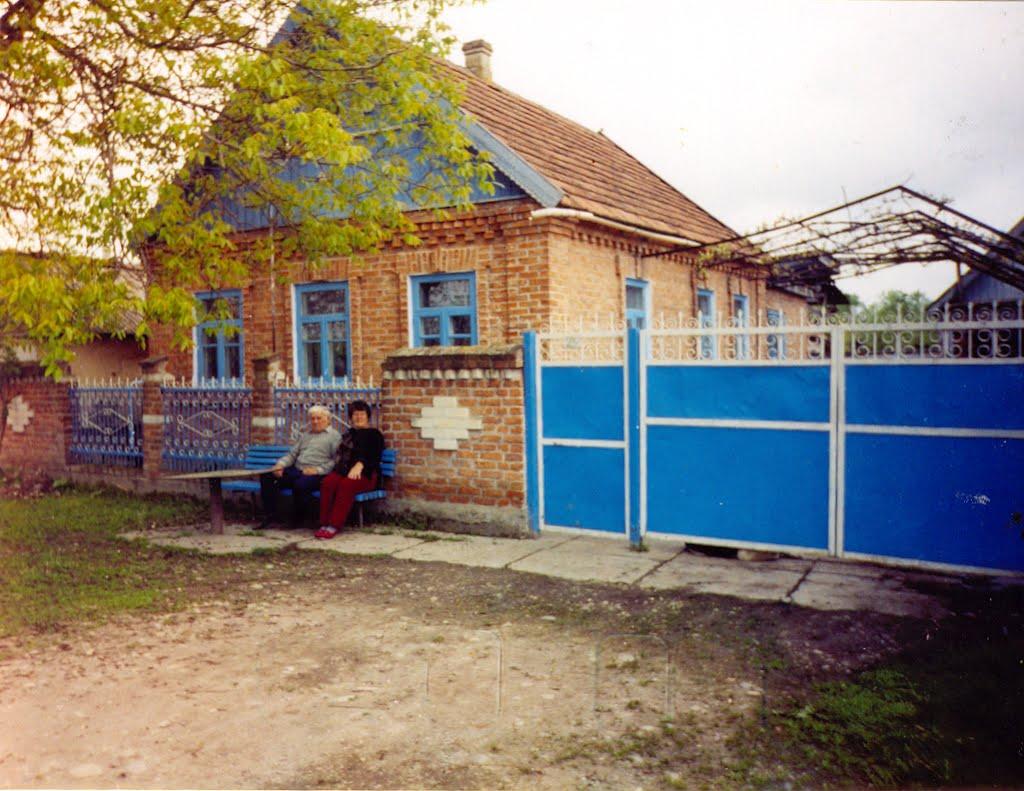 ул.Юбилейная 29 Дом семьи Папченко, Терек