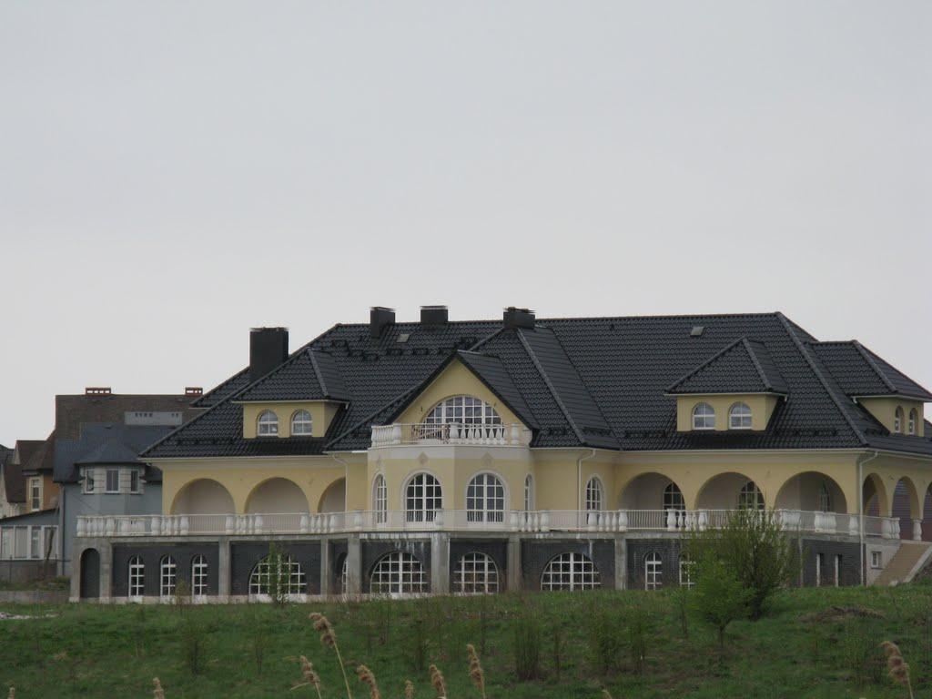 Домишко в Санта Барбаре., Гурьевск