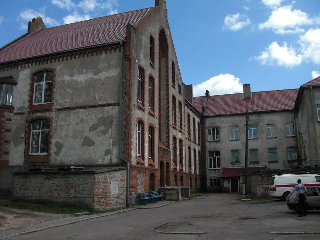 Hospital, Нестеров