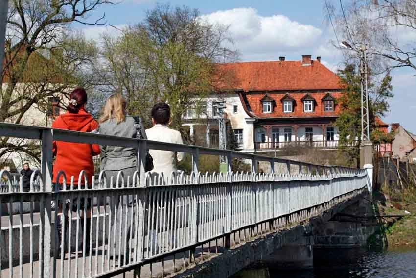 Мост через Анграпу, Озерск