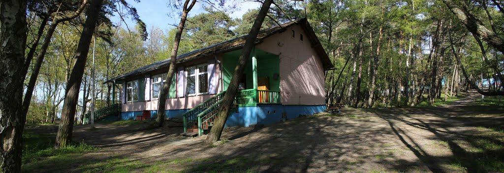 Детский лагерь им.А.Гайдара. Корпус 10 и 11 отрядов., Светлогорск