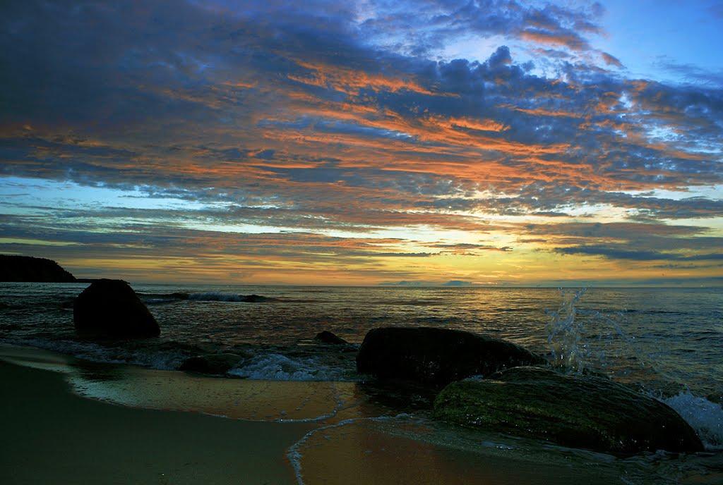 Colorful celestial spectacle - Разноцветная небесная феерия, Светлогорск