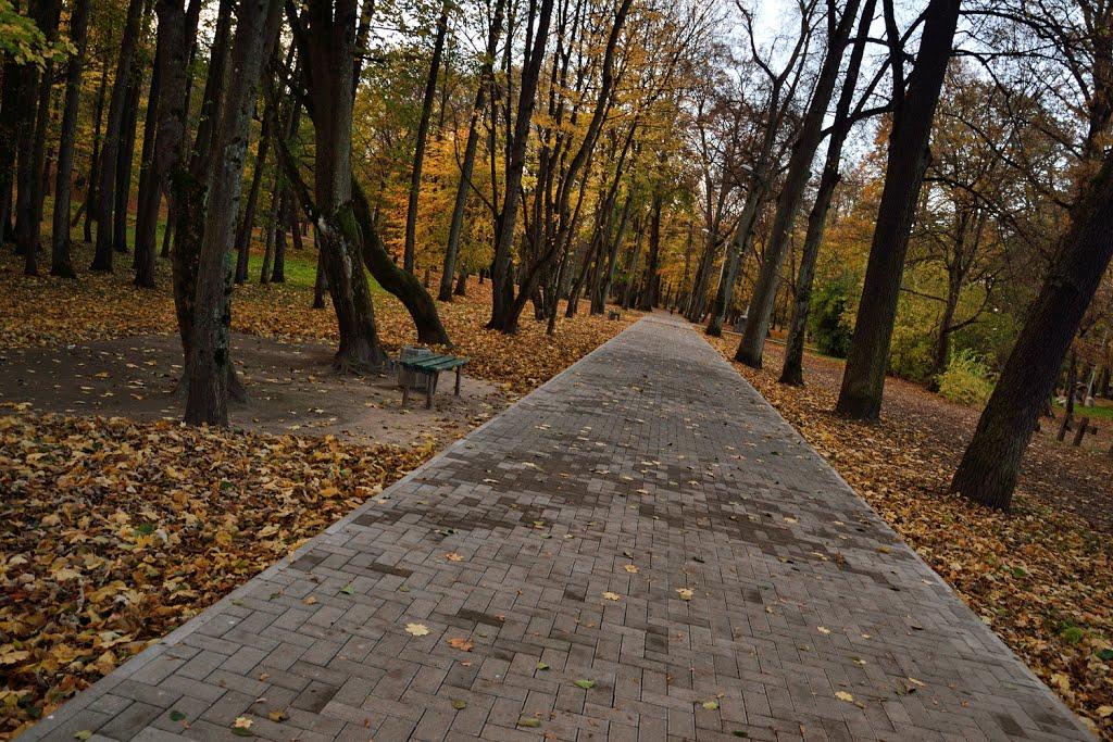 Советск. Городской парк, Советск