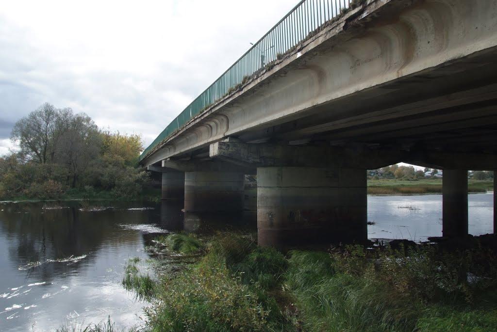 Мост в Бежецке, Бежецк