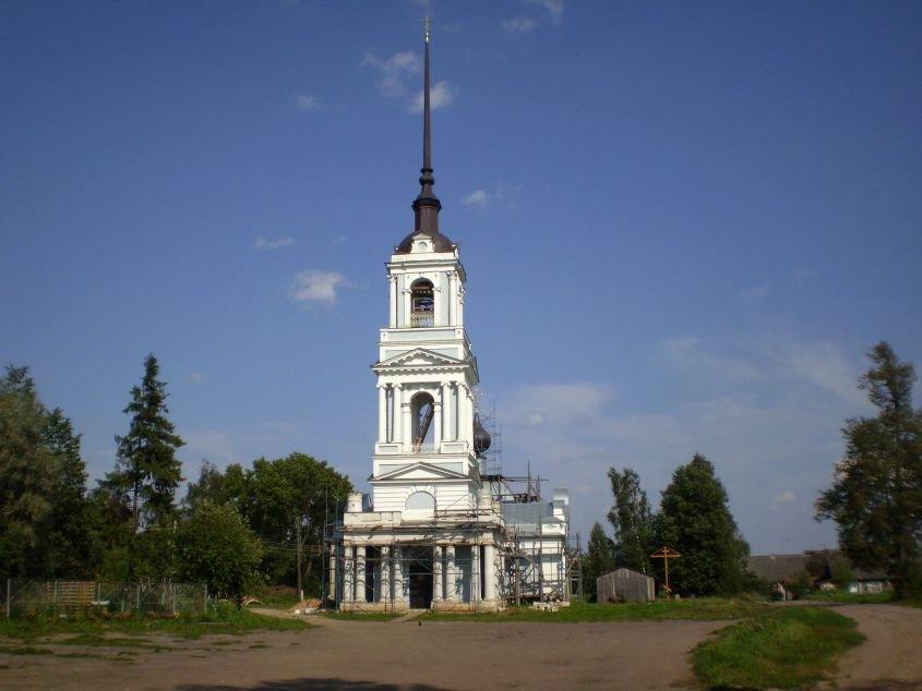 Вознесенский храм, Калязин