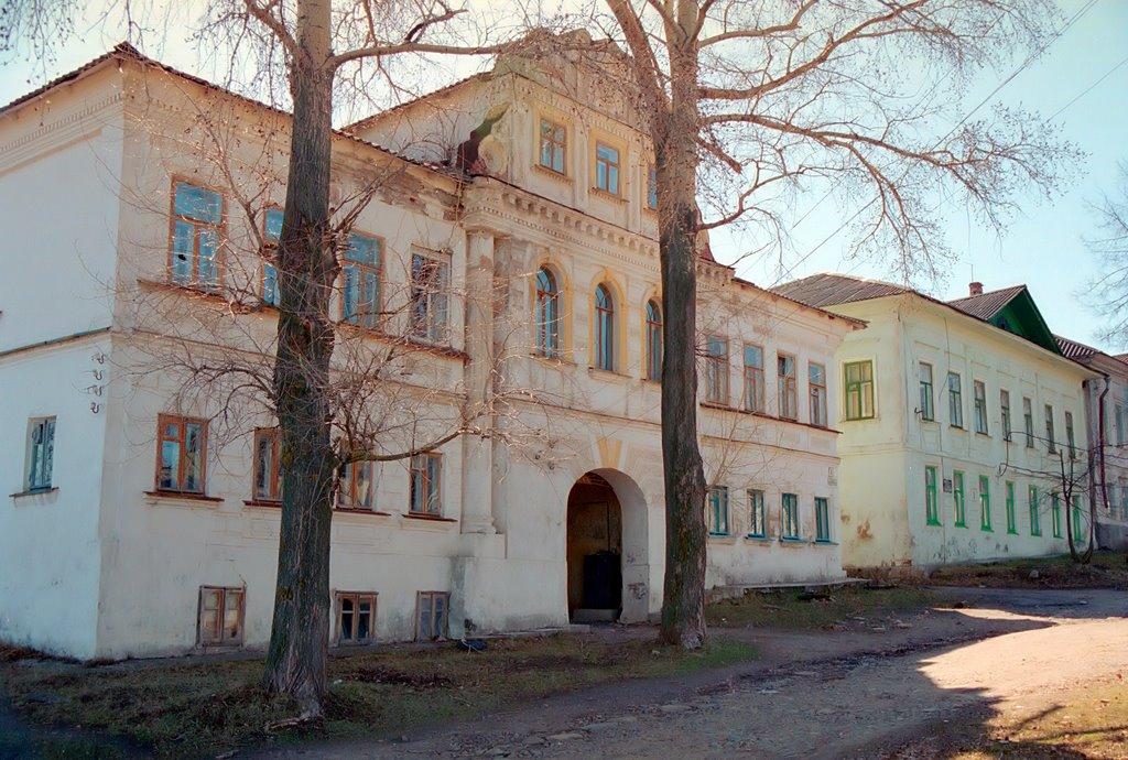 Kalyazin, Russia, Калязин