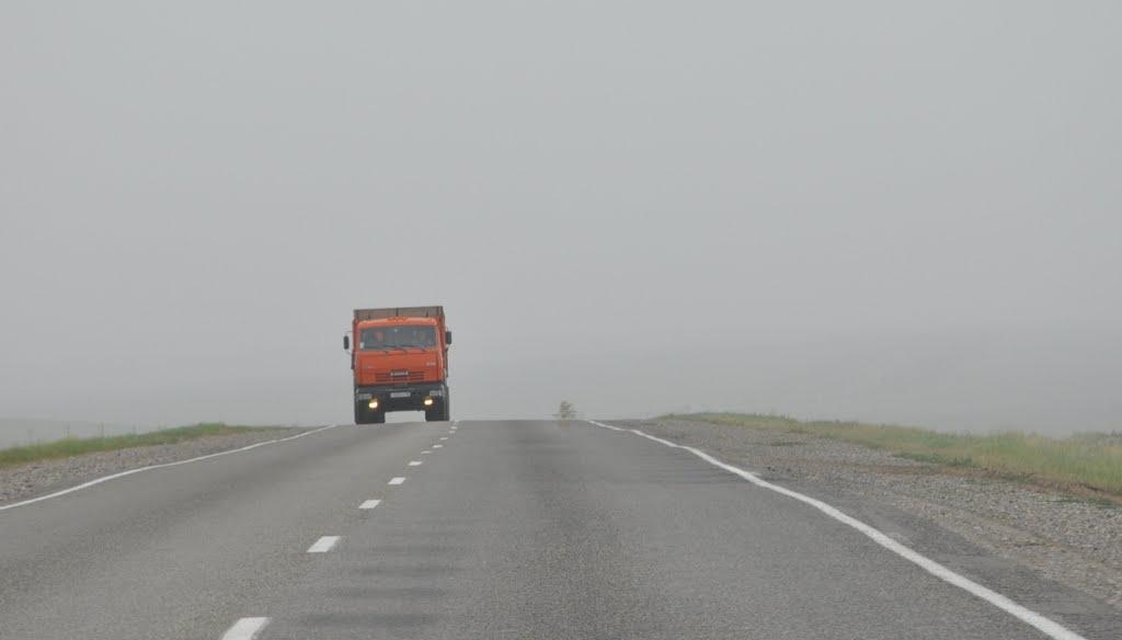 перекатиполе среди песчанной бури, Утта