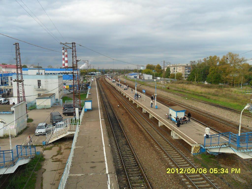 Станция Балабаново. м, Балабаново