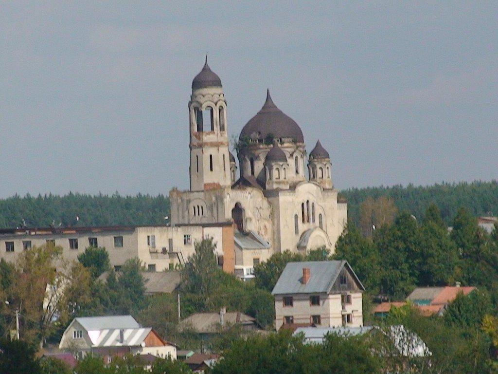 Cathedral of Intercession (Pokrovsky) of the Virgin, Боровск