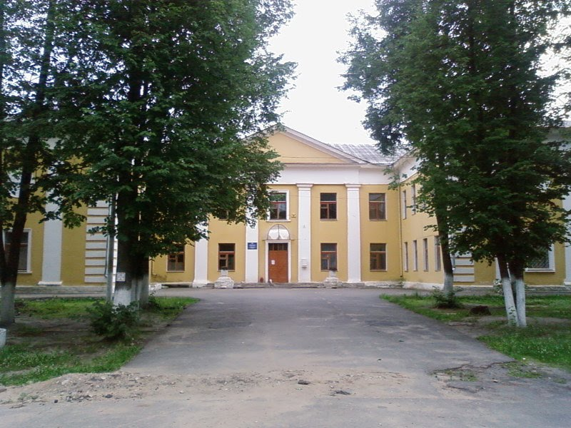 Школа №3, Киров